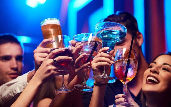 Beers, Wine, Spirits